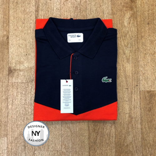 LOGO Navy & Orange Lacoste 12.6.20
