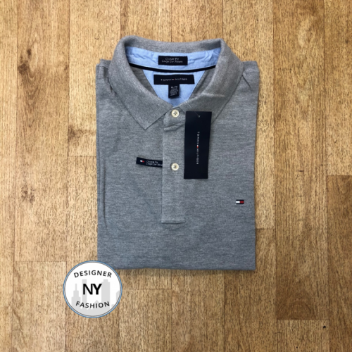 Logo Tommy Polo Grey June 2020